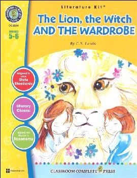 Lion, Witch, and the Wardrobe Literature Kit (Novel Study Guides)