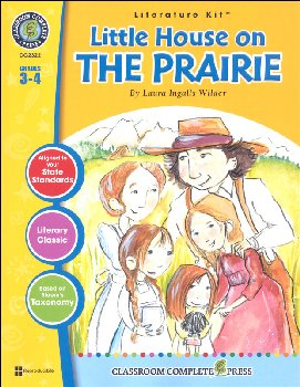 Little House on the Prairie Literature Kit (Novel Study Guides)