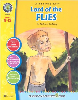 Lord of the Flies Literature Kit (Novel Study Guides)