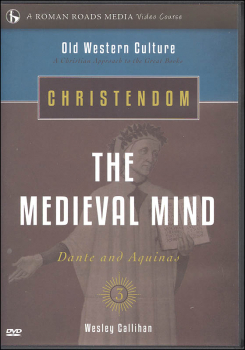 Christendom: Medieval Mind DVD Set (Old Western Culture)