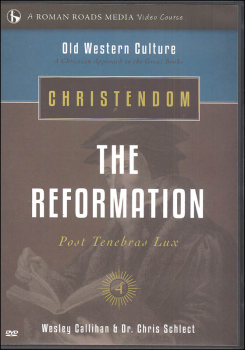 Christendom: Reformation DVD Set (Old Western Culture)