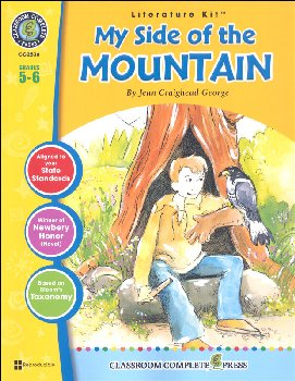 My Side of the Mountain Literature Kit (Novel Study Guides)
