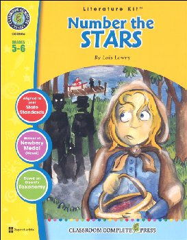 Number the Stars Literature Kit (Novel Study Guides)