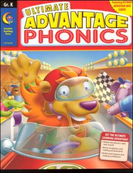 Ultimate Advantage Phonics Grade K