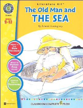 Old Man and the Sea Literature Kit (Novel Study Guides)