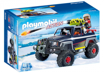 Ice Pirates with Snow Truck (Playmobil Action)