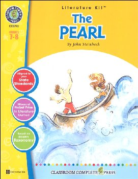 Pearl Literature Kit (Novel Study Guides)