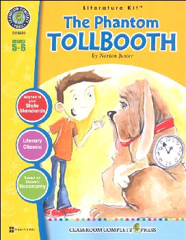 Phantom Tollbooth Literature Kit (Novel Study Guides)