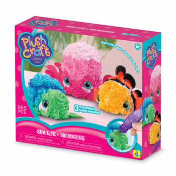 PlushCraft Sea Life (3D Mini)