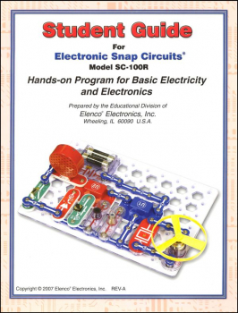 Snap Circuits Student Guide for SC-100R
