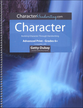 Character Getty Dubay - Advanced Print