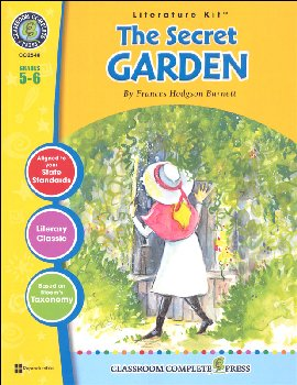 Secret Garden Literature Kit (Novel Study Guides)