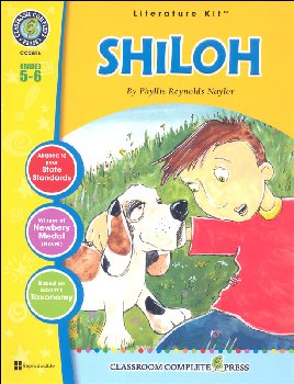 Shiloh Literature Kit (Novel Study Guides)
