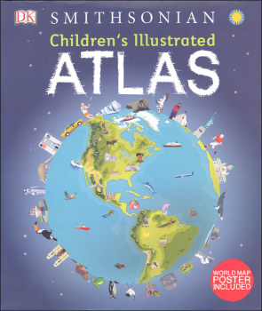 Children's Illustrated Atlas (Smithsonian)