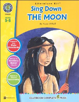 Sing Down the Moon Literature Kit (Novel Study Guides)