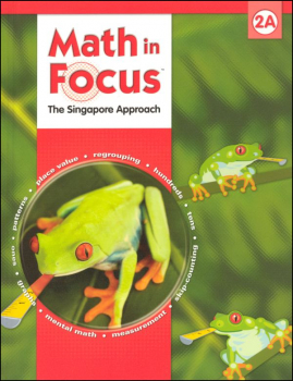 Math in Focus Grade 2 Student Book A
