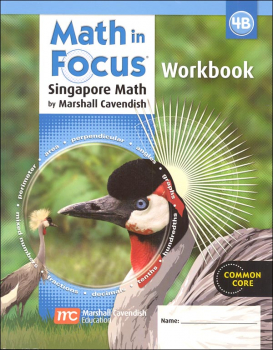 Math in Focus Grade 4 Workbook B
