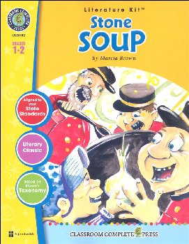 Stone Soup Literature Kit (Novel Study Guides)