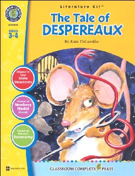 Tale of Despereaux Literature Kit (Novel Study Guides)