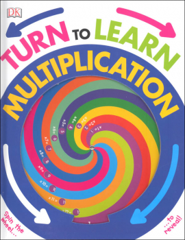 Turn to Learn Multiplication Board Book