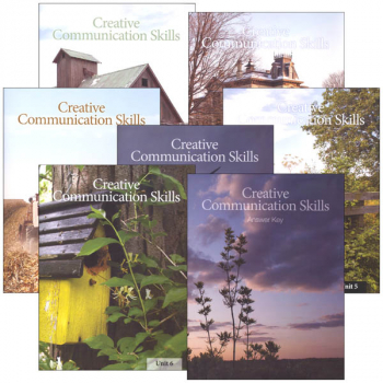 Creative Communication Skills Set