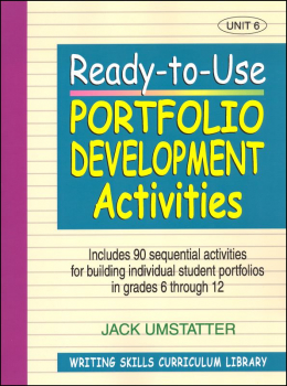 Ready-To-Use Portfolio Development Activities: Unit 6