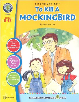 To Kill a Mockingbird Literature Kit (Novel Study Guides)
