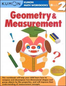 Geometry & Measurement Workbook - Grade 2