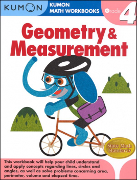 Geometry & Measurement Workbook - Grade 4