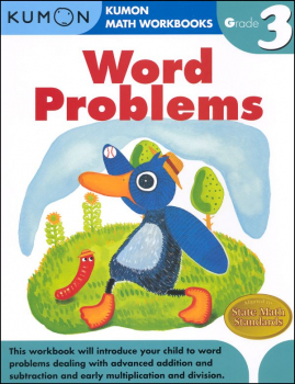 Word Problems Workbook - Grade 3