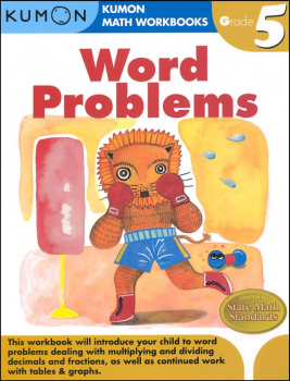 Word Problems Workbook - Grade 5