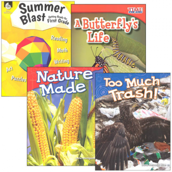 Learn-at-Home Summer Science Bundle Grade 1