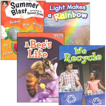 Learn-at-Home Summer Science Bundle Grade 2