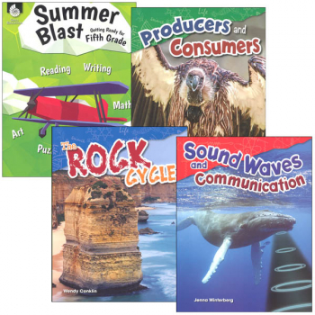 Learn-at-Home Summer Science Bundle Grade 5