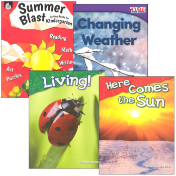 Learn-at-Home Summer Science Bundle Grade K