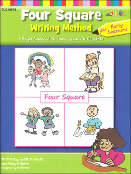 Four Square Writing Method for Early Learners