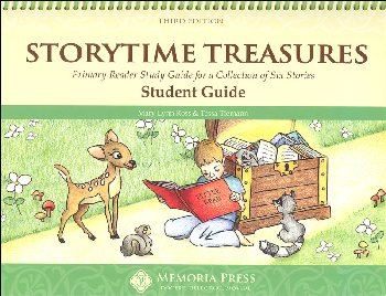 StoryTime Treasures Student Guide Second Edition