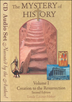 Mystery of History V1 3rd Edition Audio CD Set