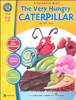 Very Hungry Caterpillar Literature Kit (Novel Study Guides)