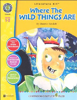 Where the Wild Things Are Literature Kit (Novel Study Guides)