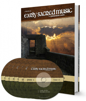 Early Sacred Music Complete Course