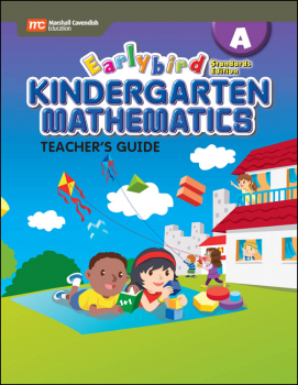 Early Bird Kindergarten Math Standards Edition Teacher's Guide A