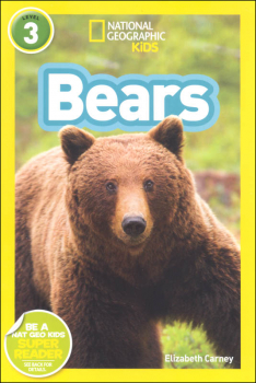 Bears (National Geographic Reader Level 3)