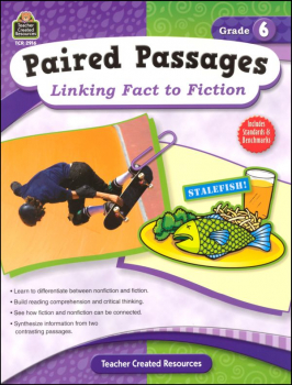 Paired Passages: Linking Fact to Fiction - Grade 6