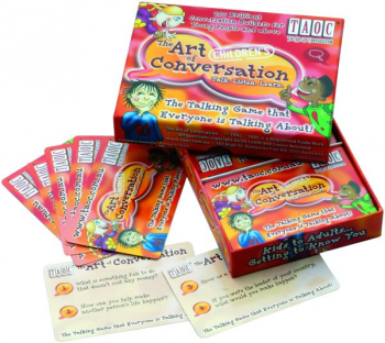 Art of (Children's) Conversation Game