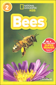 Bees (National Geographic Reader Level 2)