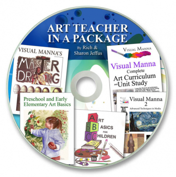 Art Teacher in a Package (CD)