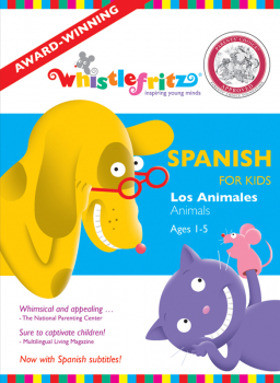 Spanish for Kids DVD - Animals