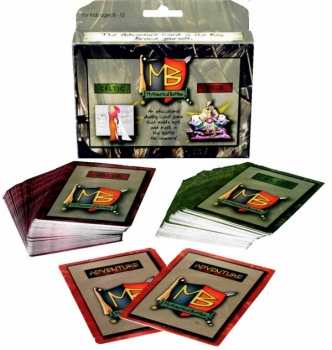 Mythmatical Battles Celtic/Greek Double Deck Set