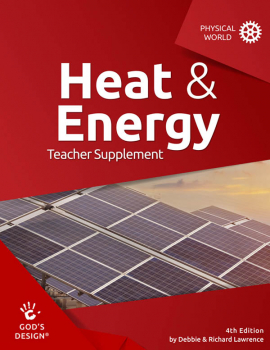 Heat and Energy Teacher Supplement 4ED